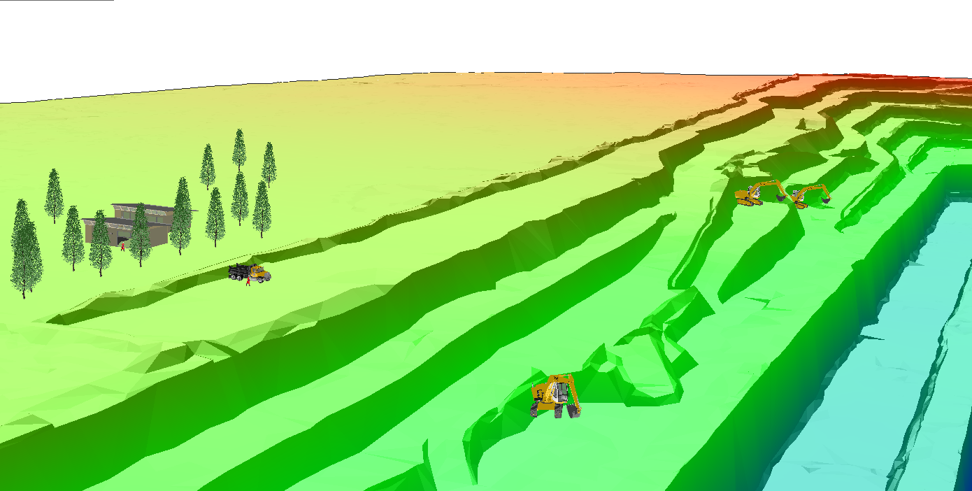 3D Surface Topography
